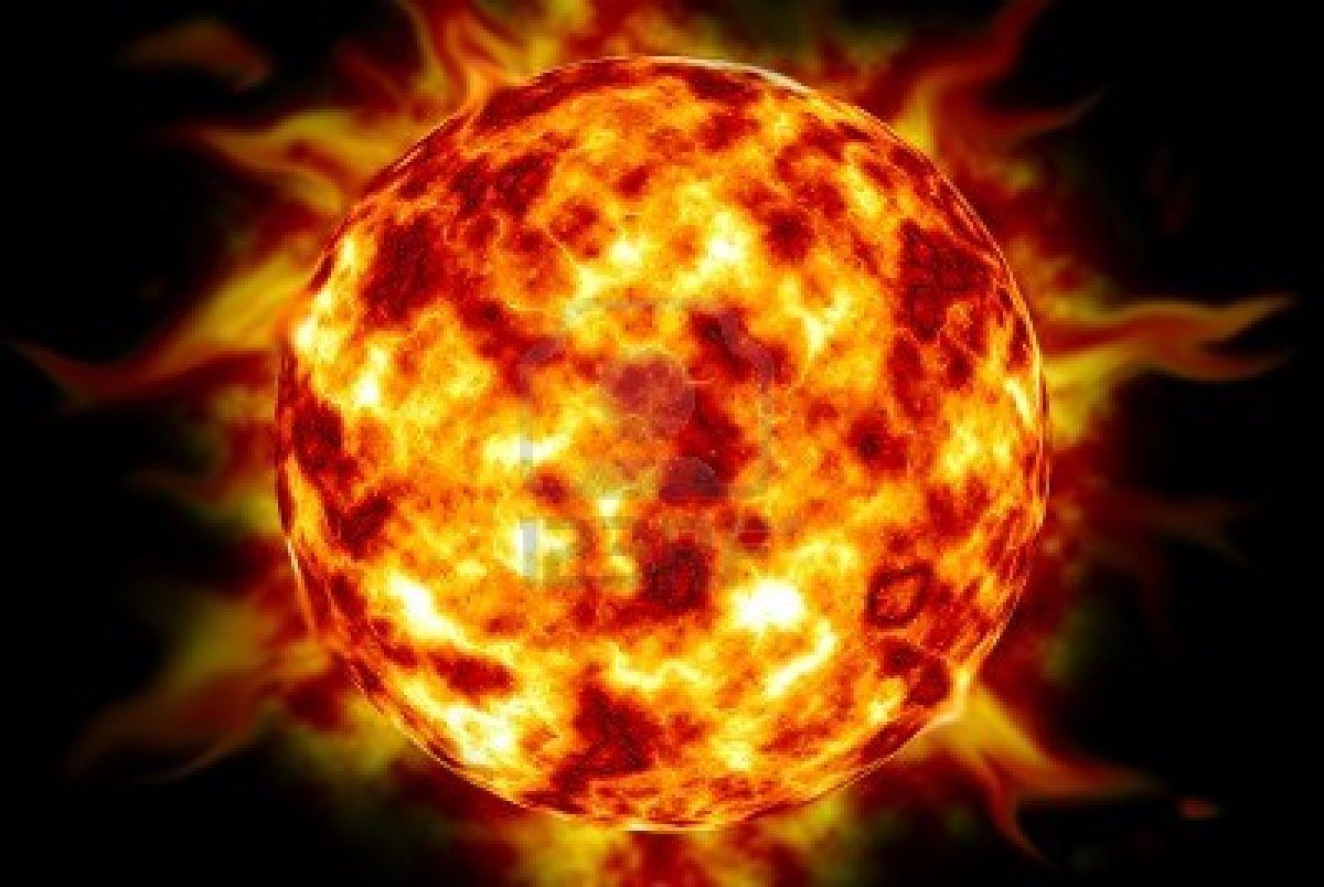 amber sun design