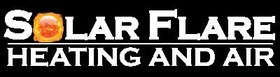 Solar Flare Heating & Air