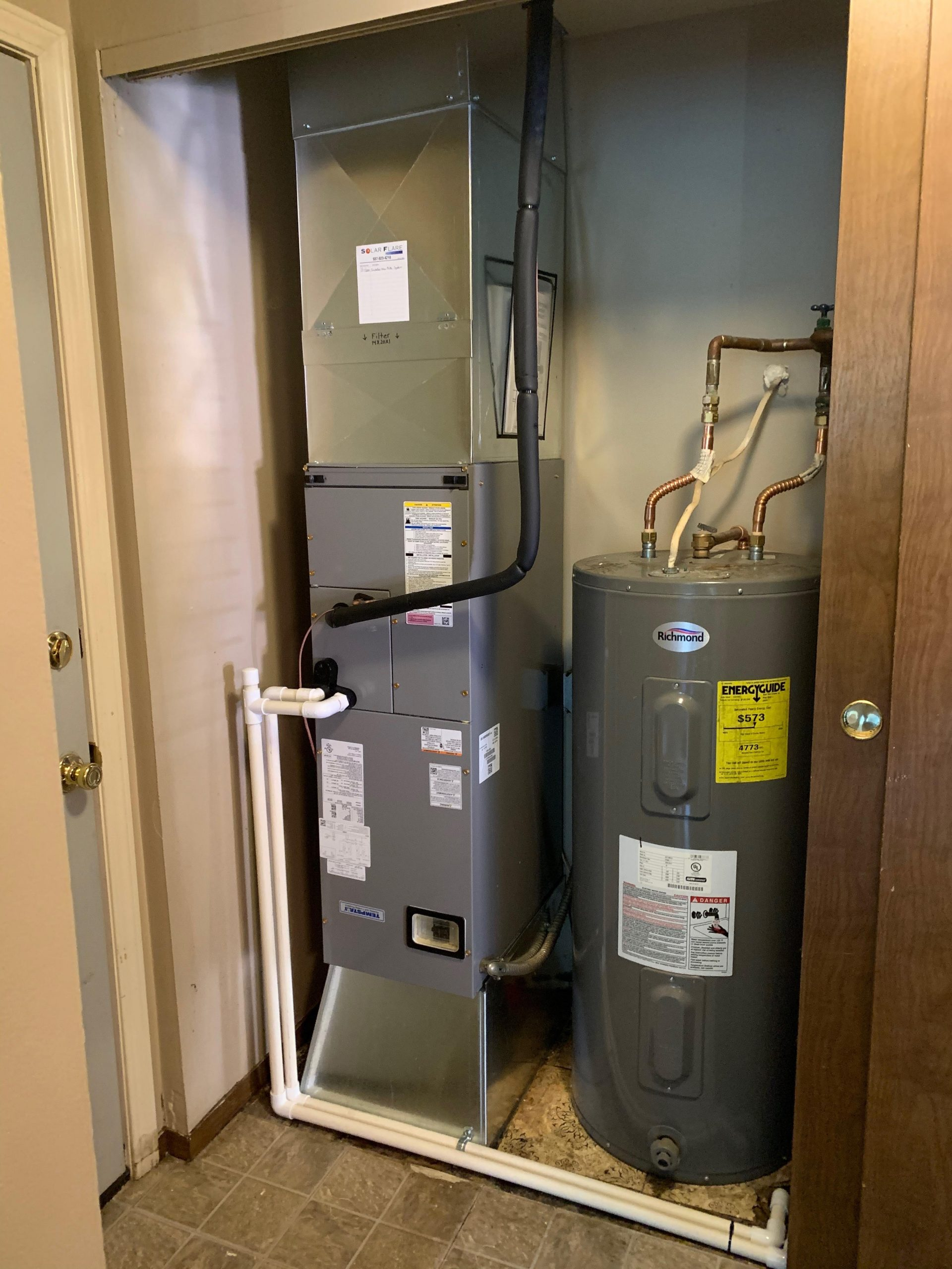 Furnace System Replacement Dayton Centerville