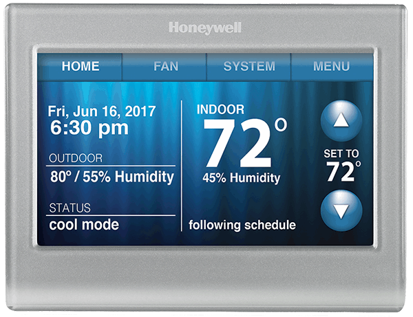 thermostats-installed
